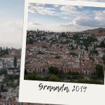 Granada en invierno