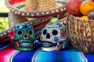 Celebración de Halloween en México