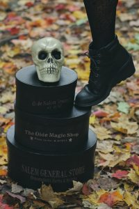 Celebración de Halloween en Salem