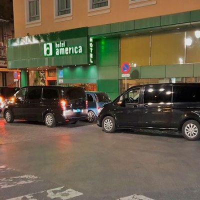 servicios traslados aeropuerto hotel